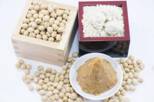 大豆食品味噌